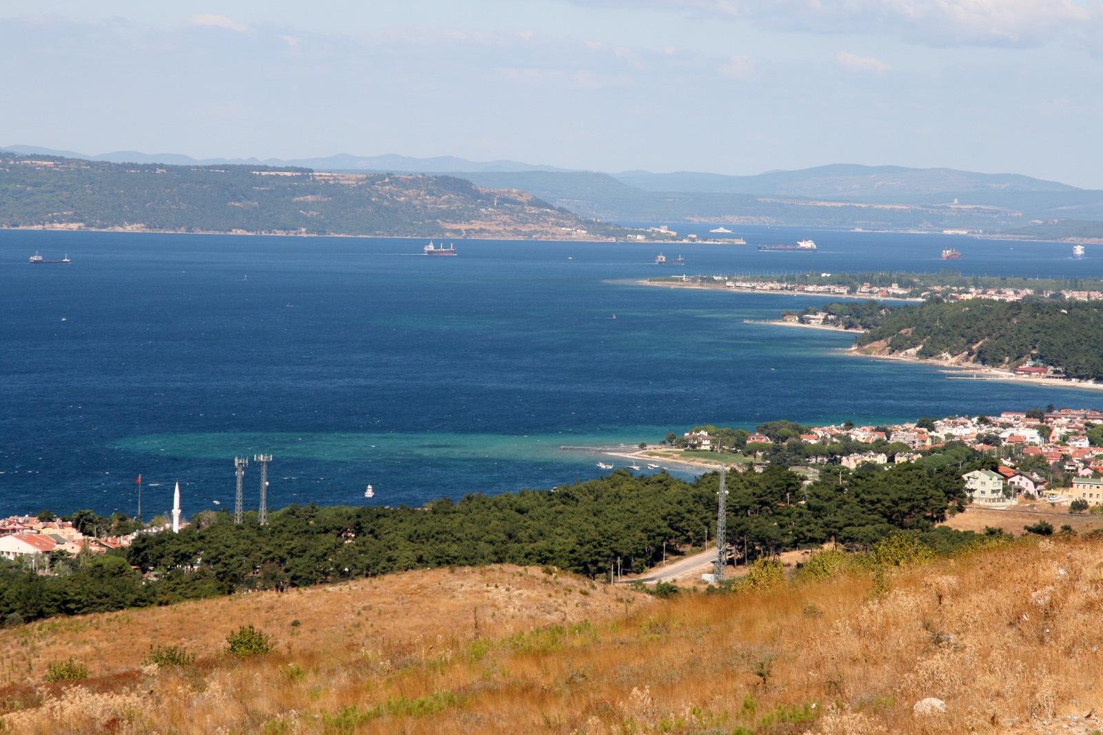 Летнеосенний отпуск — Турция, полуостров Троада, Троя