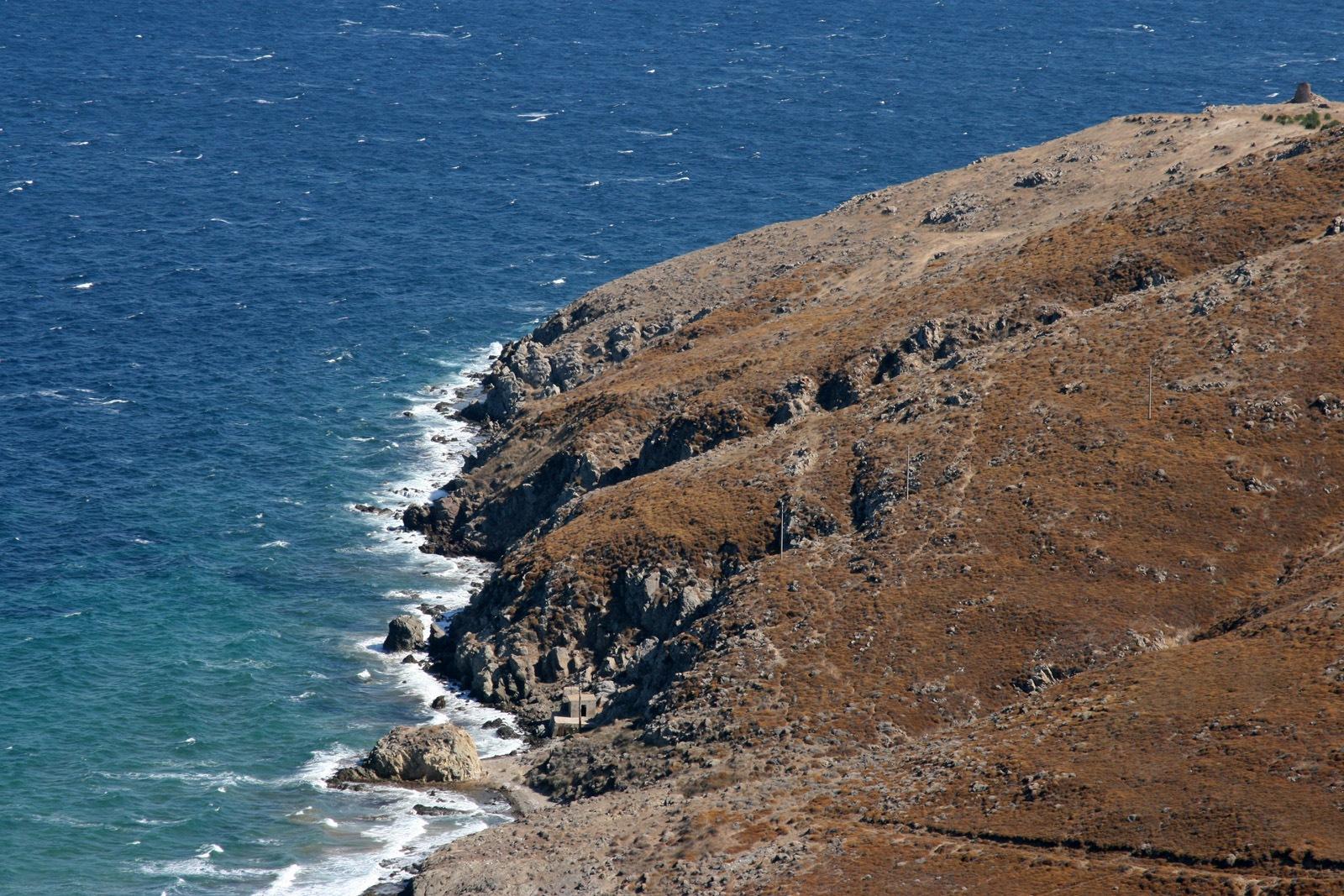 Летнеосенний отпуск — Турция, остров Тенедос