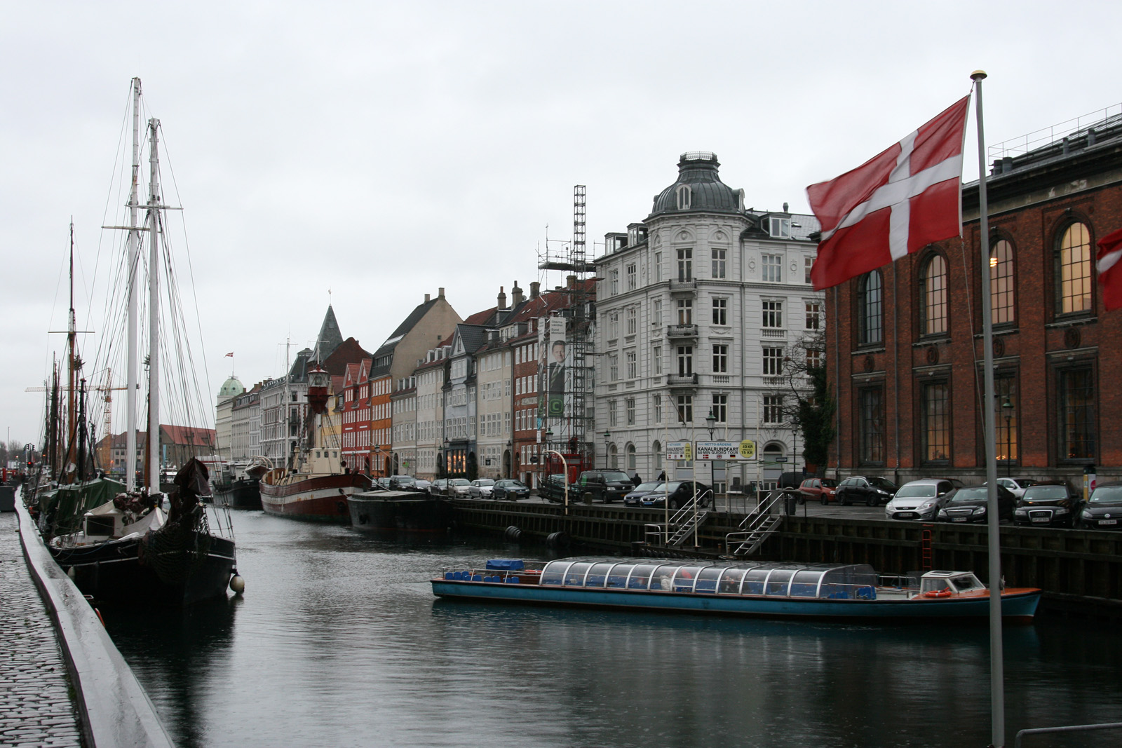 Новогоднее путешествие 2012 — Дания, Часть 1