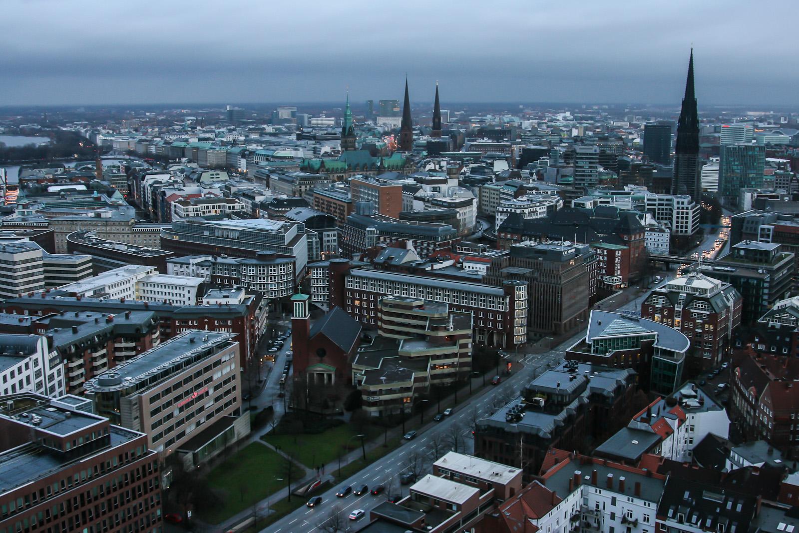 Новогоднее путешествие 2012 — Германия, Гамбург