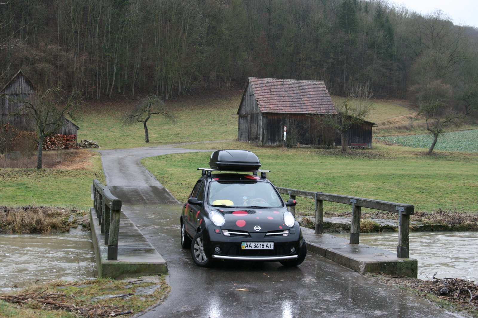 Новогоднее путешествие 2012 — Германия, Романтическая дорога