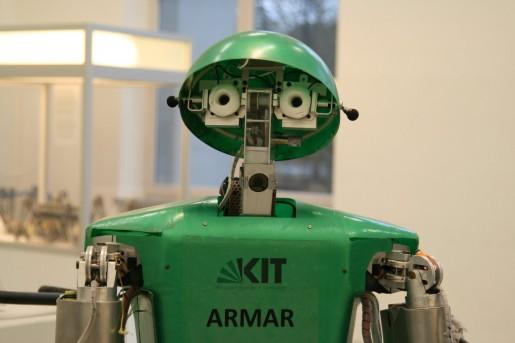 Зал робототехники