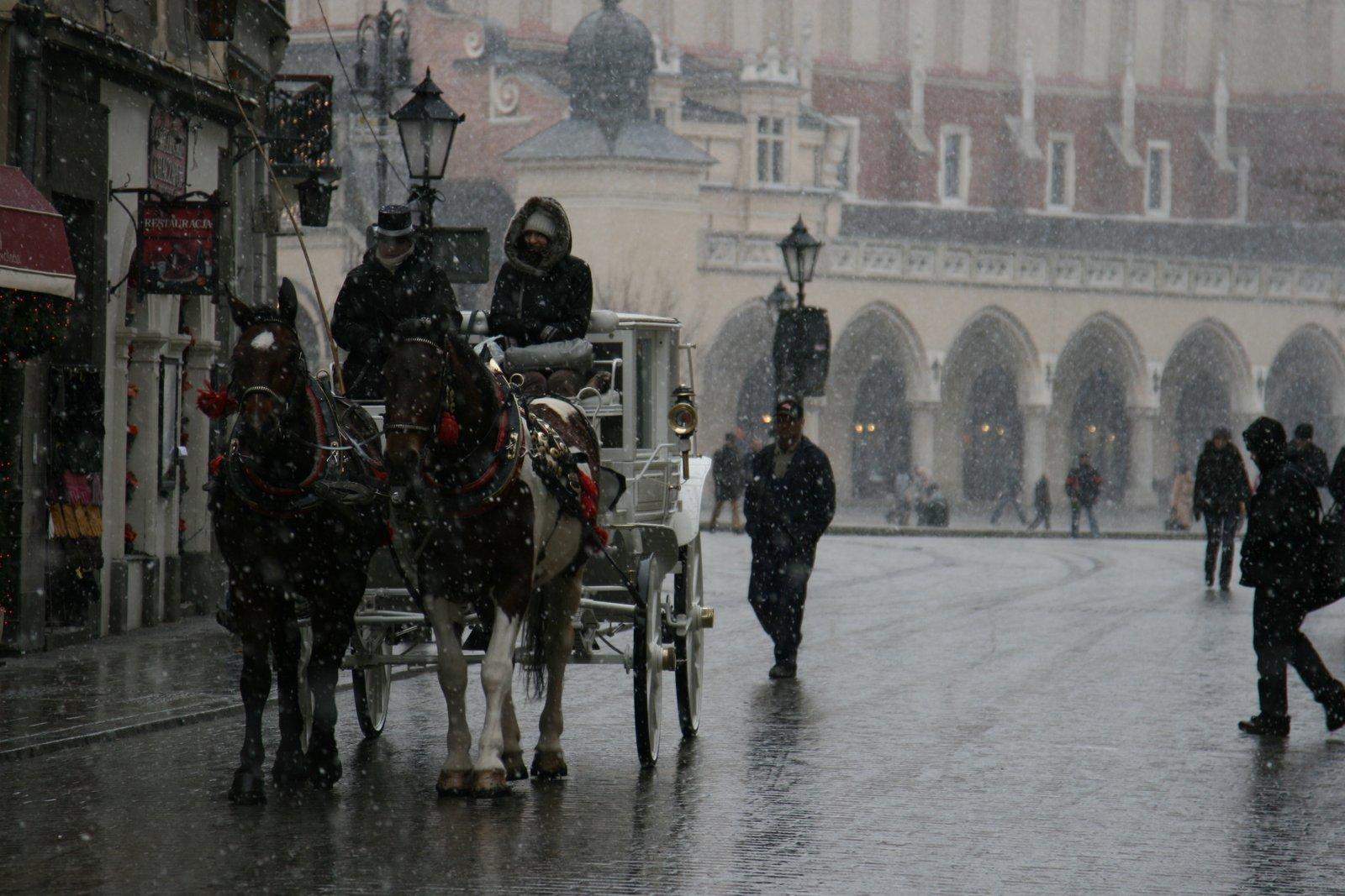 Новогоднее путешествие 2012 — Польша, Краков