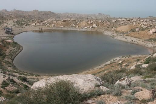 Озеро Куздакары