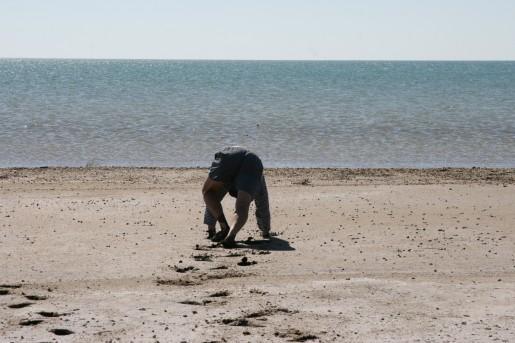 По пути к берегу Аральского моря