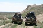 Казахстан 2013 «По дну Сарматского моря» — часть 3 — Аральское море