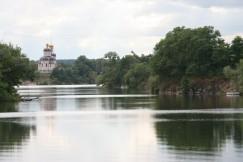 Стеблевское водохранилище
