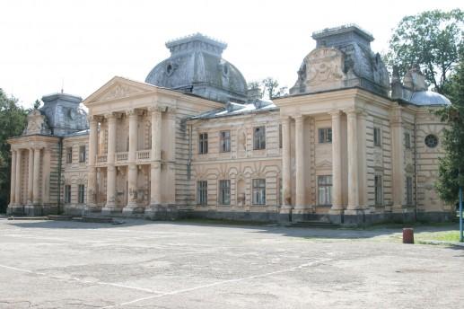 Дворец графа Бадени