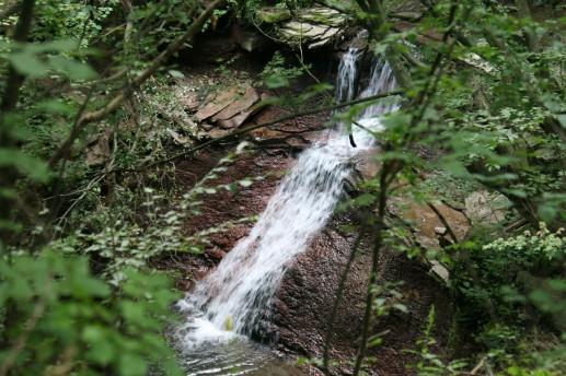 Русиловские водопады