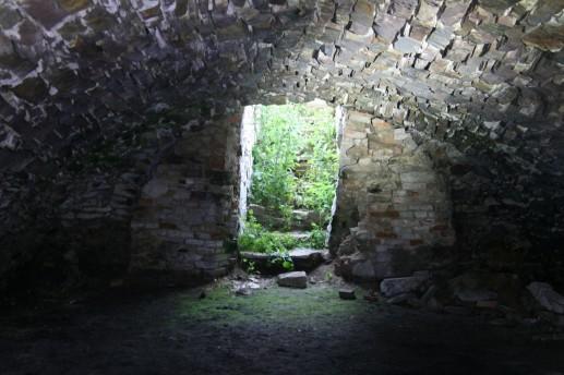 В подземельях