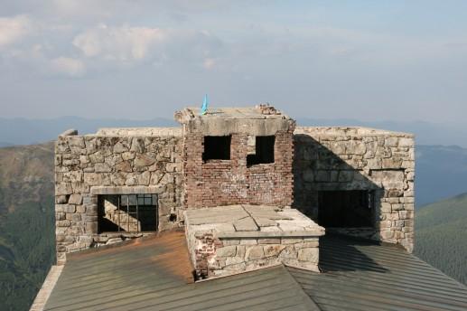 На крыше обсерватории