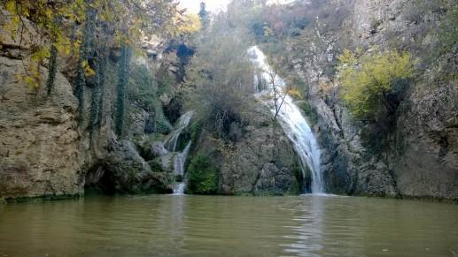 Водопад Кая Бунар