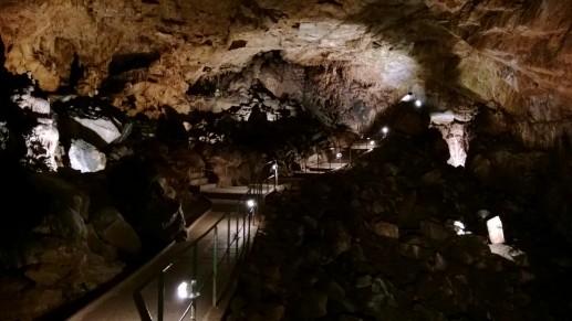 В пещере Сыева Дупка