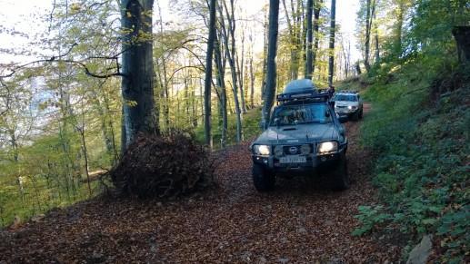 По дороге к Гложенскому монастырю