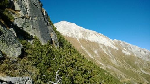 Вершина Вихрен