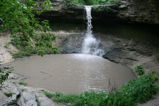 Водопад Гроапа Циганулуй