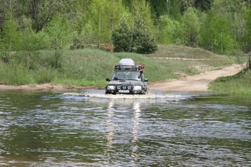 Отсутствие мостов - норма для Полесья