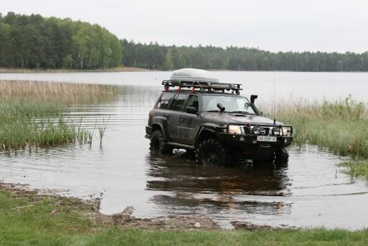 Озеро Белое у села Волчицы