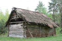 Люди в Полесье все еще живут в деревянных домах