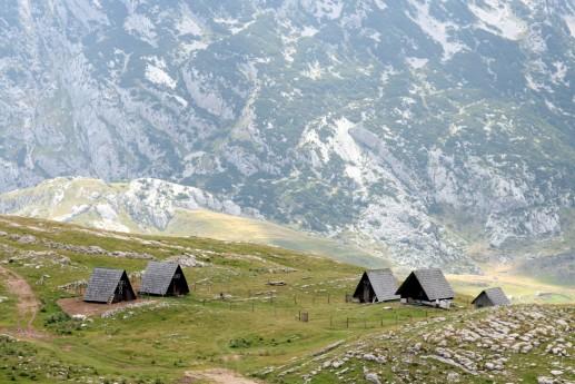 Национальный парк Дурмитор, шале