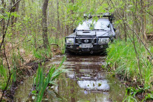 В поисках дороги к озеру Мошне