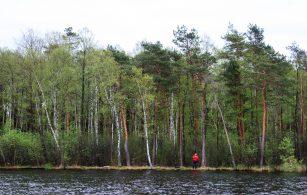 Обратная сторона Шацких озер